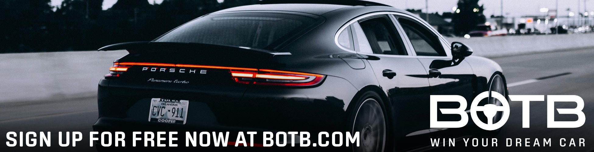 Increase your BOTB odds now by registering to BOTB.com!